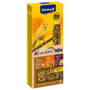 Kräcker Canaris x3 miel fruits oeufs Vitakraft 92g 56894