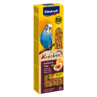 Kräcker Perruches x2 fruits Vitakraft 60g 56904