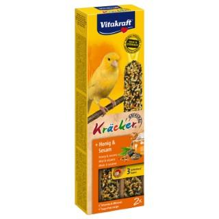 Kräcker Canaris x2 miel Vitakraft 58g 56911