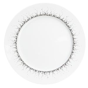 Assiette plate Borealis en porcelaine Ø 27 cm 575962