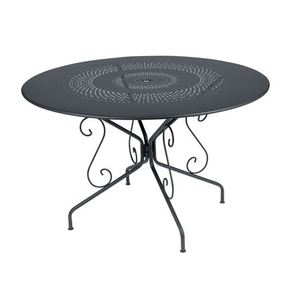Table ronde Montmartre Carbone Ø 117 cm 583434