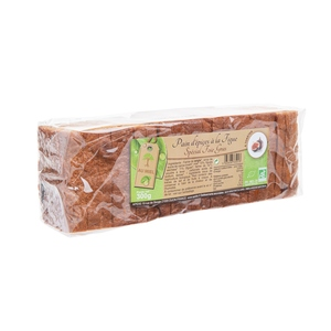 Pain d'épice aux figues pour foie gras - 300 gr 58837