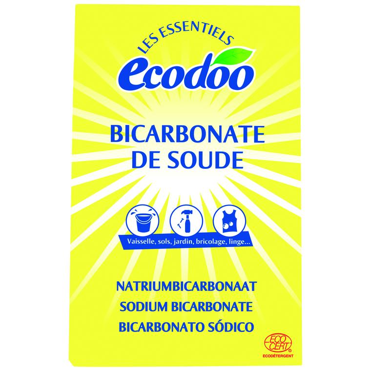 Bicarbonate de soude ECODOO 500g 50129