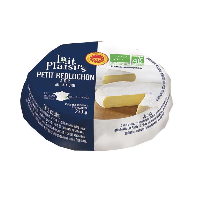 Petit Reblochon au lait cru 240g 50145