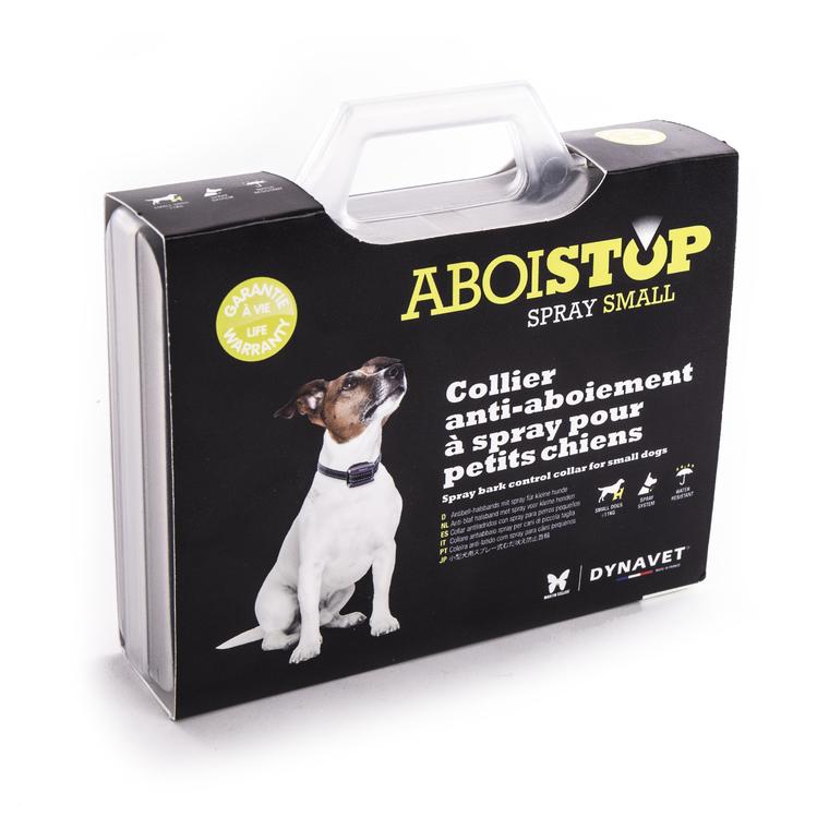 Collier anti-aboiement Aboistop Spray Small 50440