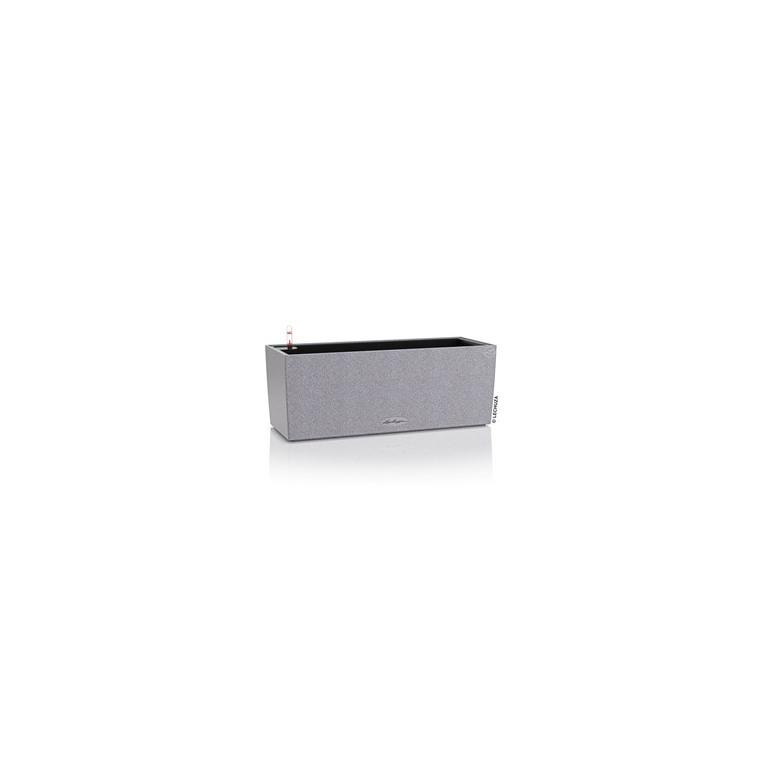 Balconera stone de 8 L en kit complet coloris gris 50 x 19 x 19 cm 504535