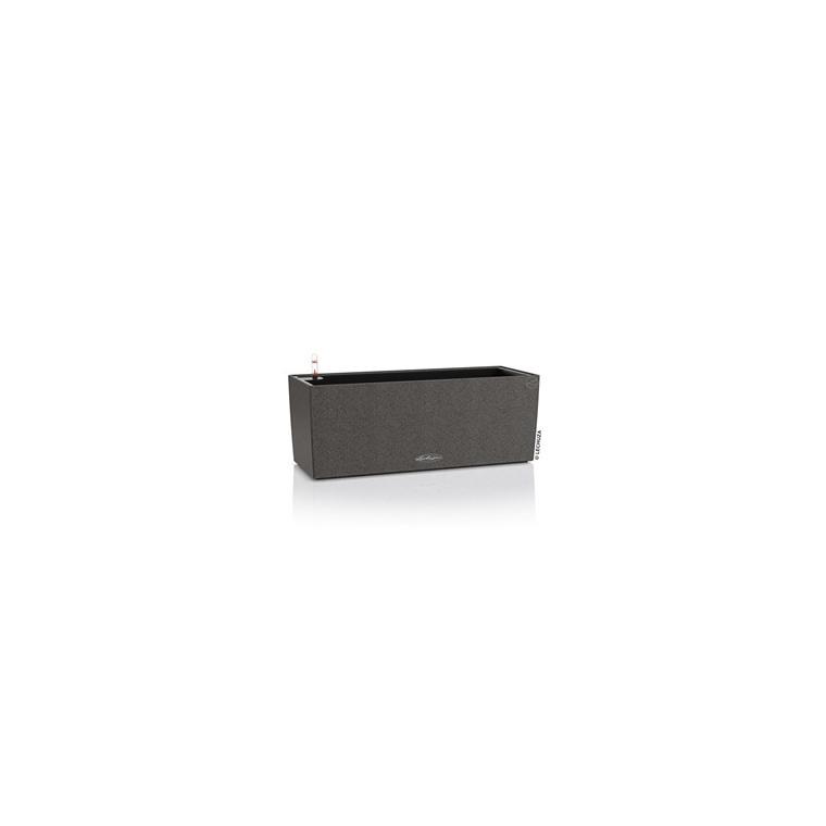 Balconera stone de 8 L en kit complet coloris noir 50 x 19 x 19 cm 504537