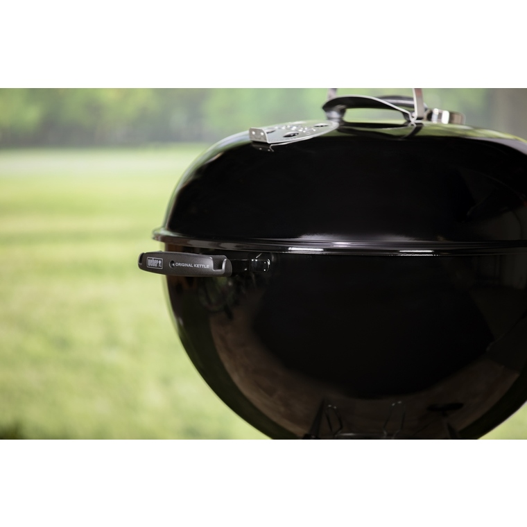 Barbecue original kettle E-5710 coloris noir Ø 57 x 98 cm 506905