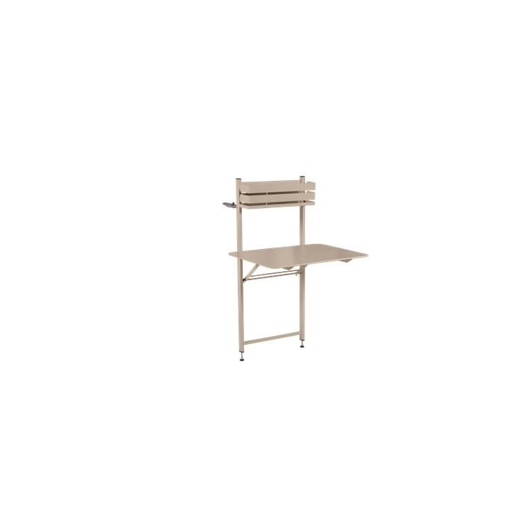 Table balcon pliante Bistro muscade 507294