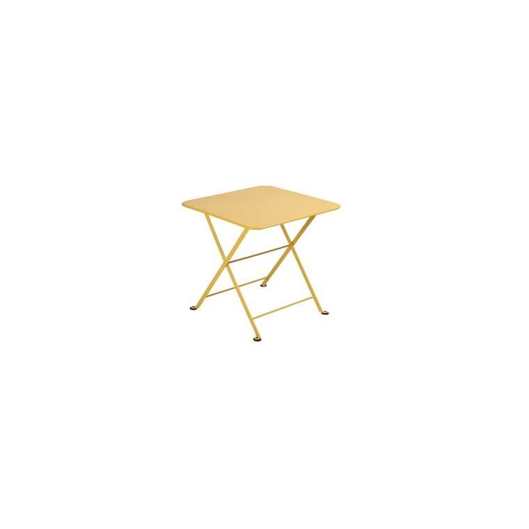 Table basse carrée Tom Pouce Miel 50 x 50 cm 507377