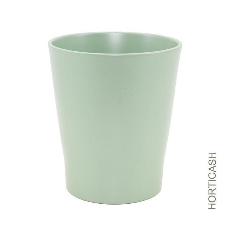 Cache-pot orchidée Ø12,5xH15 cm 512315