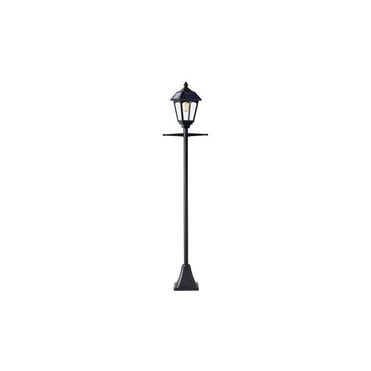 Lampadaire Victoriana 365 noir à LED 200 lumens 524840