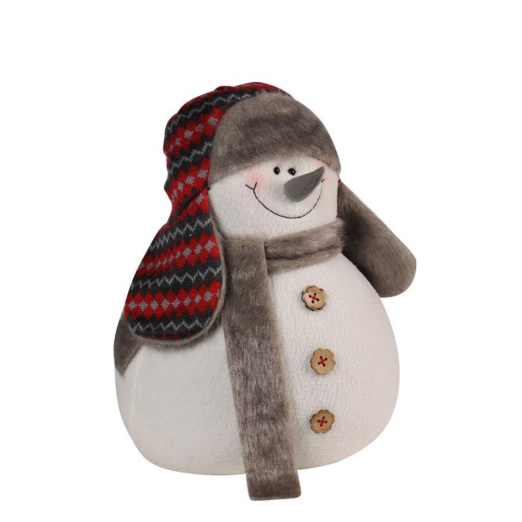 Bonhomme de neige 37 cm