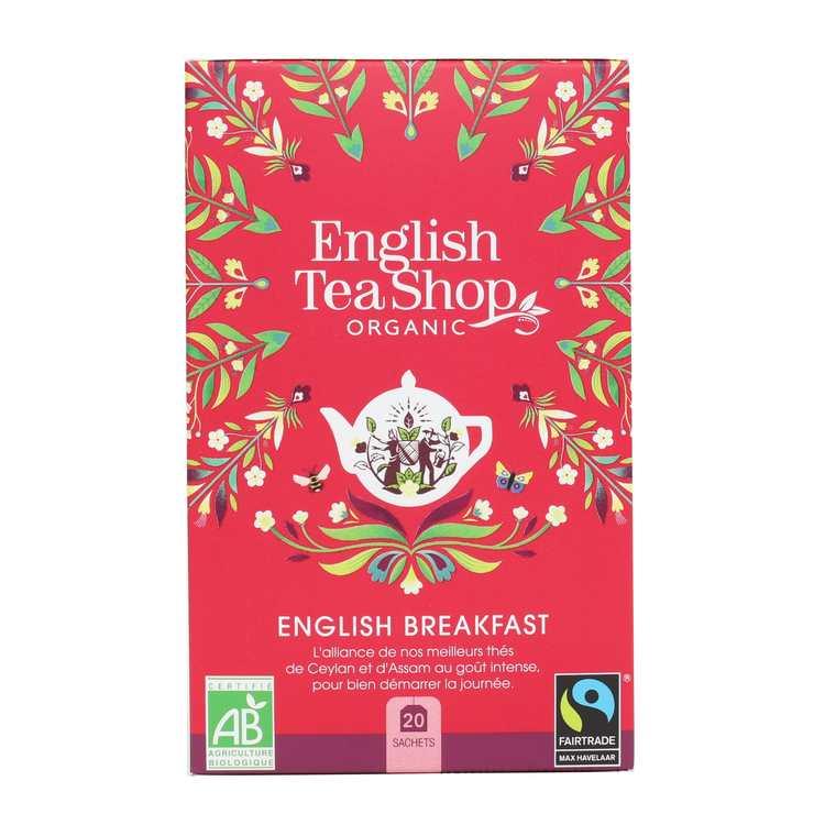 Thé English breakfast - 20 sachets 527960