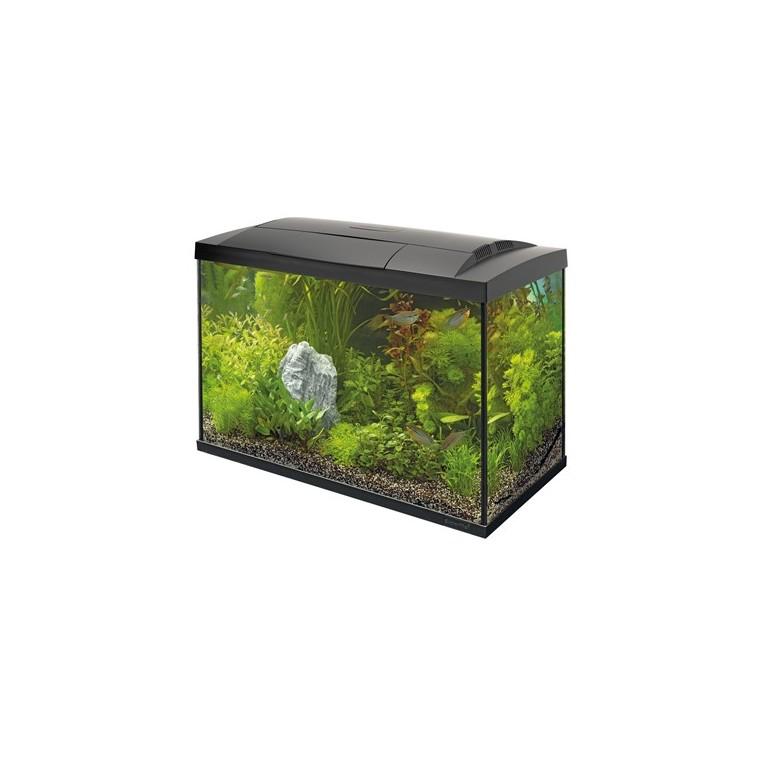 Aquarium Start 70 Tropical Kit Noir 58x30x45 cm 529265