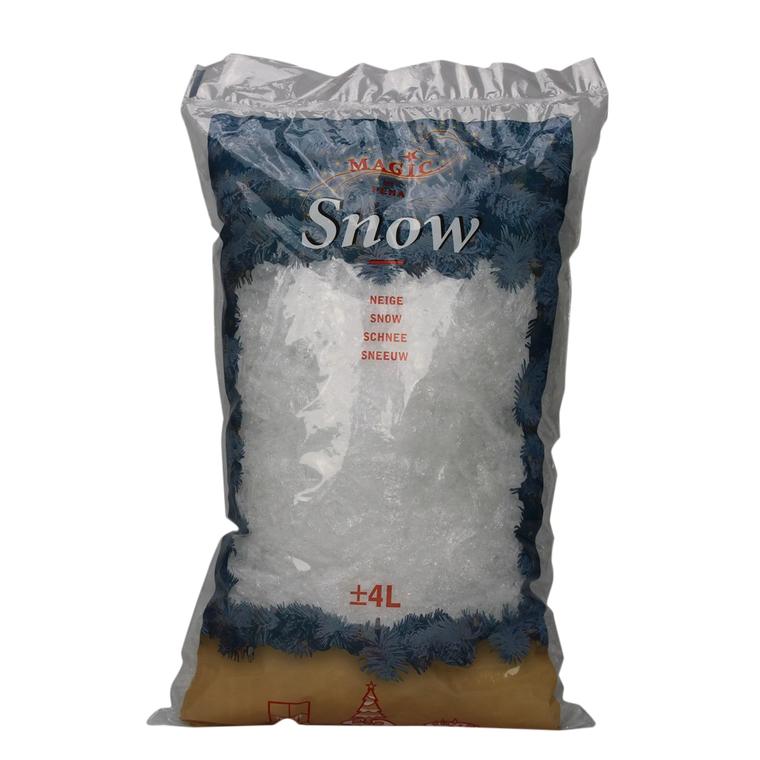 Sachet de flocons de neige givrée (4L) 53338