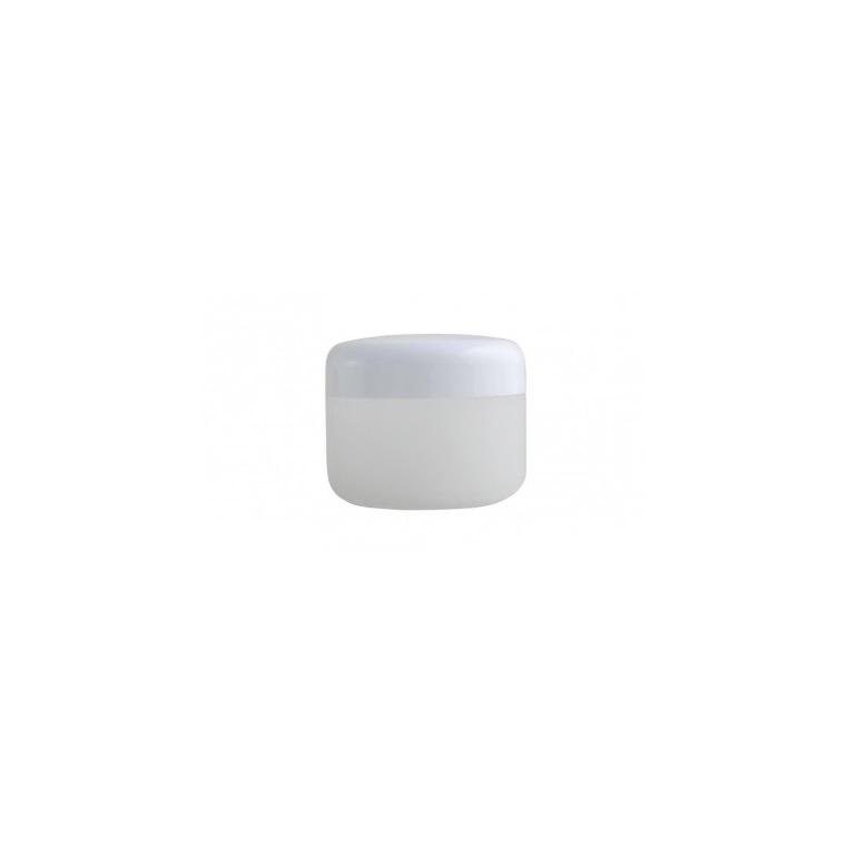 Pot naturel avec opercule transparent de 15 ml 533861