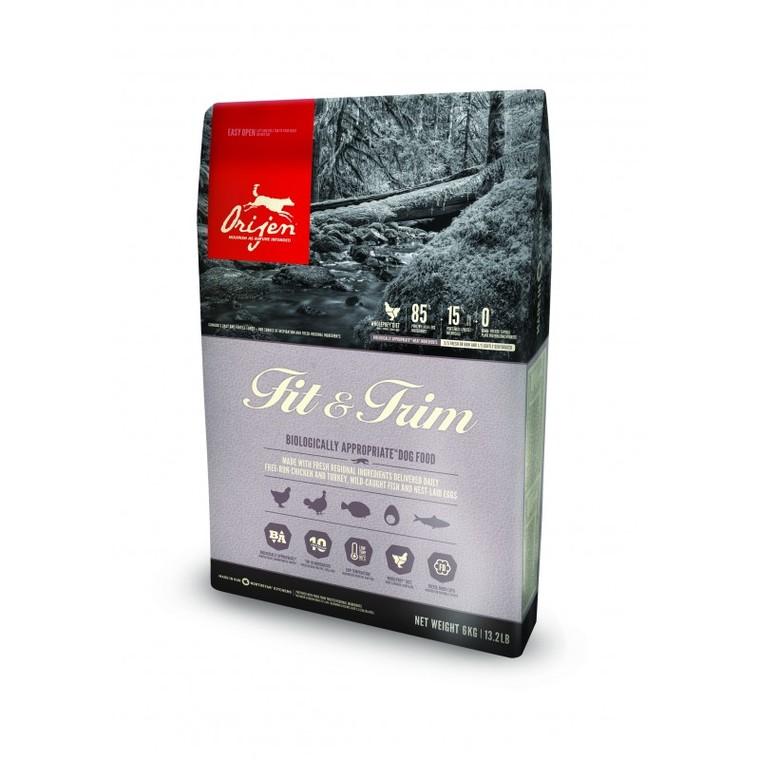 Croquettes pour chien Orijen® Fit & Trim 11,4 kg 534176