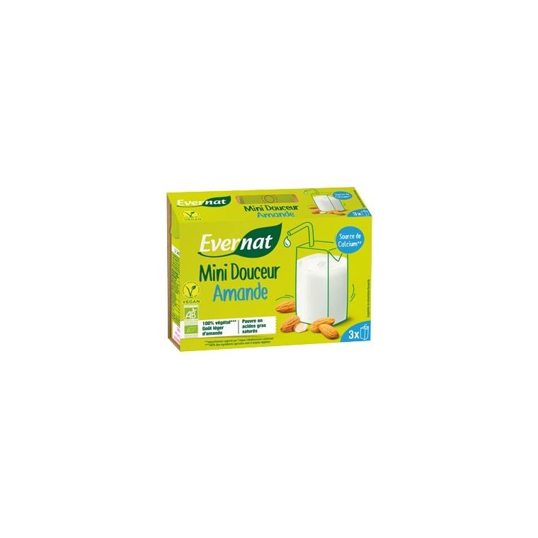 Mini douceur amande calcium 3x20 cl 534274