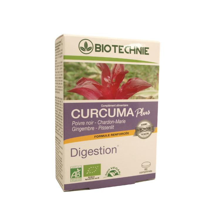 Curcuma Digestion AB 60 comprimés 535047