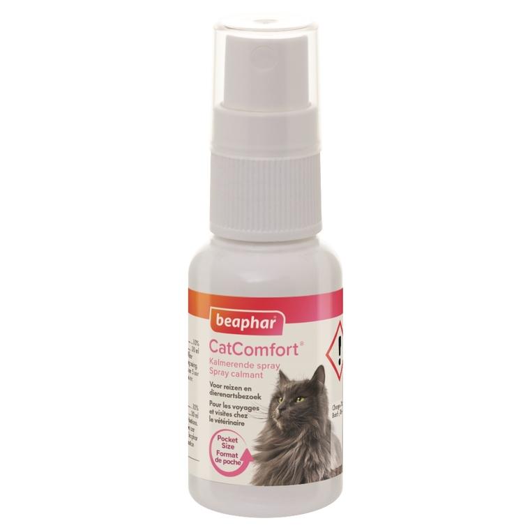 Spray calmant aux phéromones Catcomfort 30 ml 536452