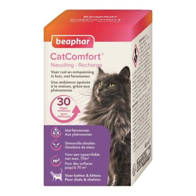 Recharge pour diffuseur de phéromones Catcomfort 48 ml 536458