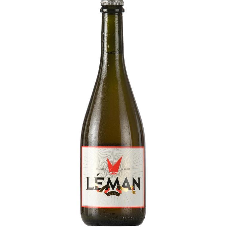 Bière blonde Léman 75 cl 54524