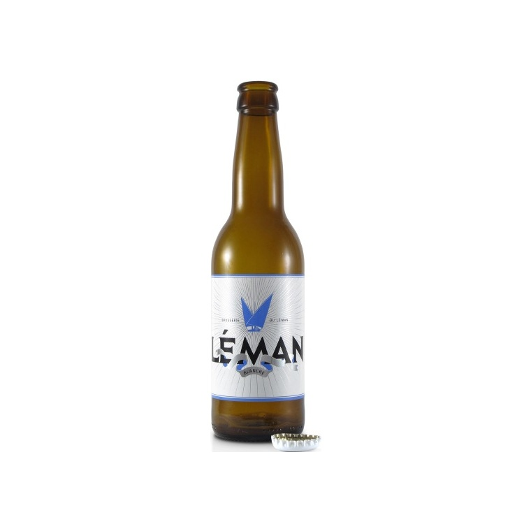 Bière blanche Léman tripack 3 x 33 cl 54525