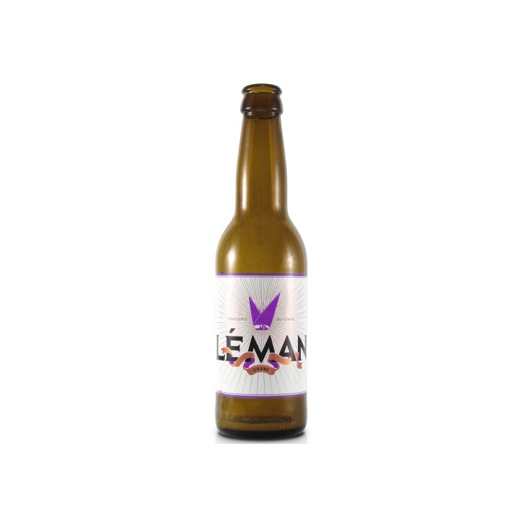 Bière brune Léman tripack 3 x 33 cl