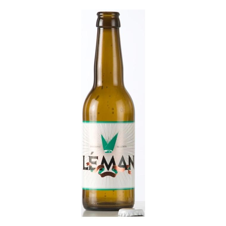 Bière ambrée Léman tripack 3 x 33 cl 54572