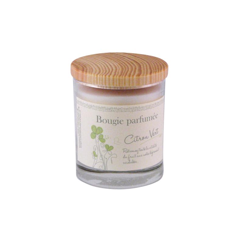 Bougie parfumée Citron Vert 54738