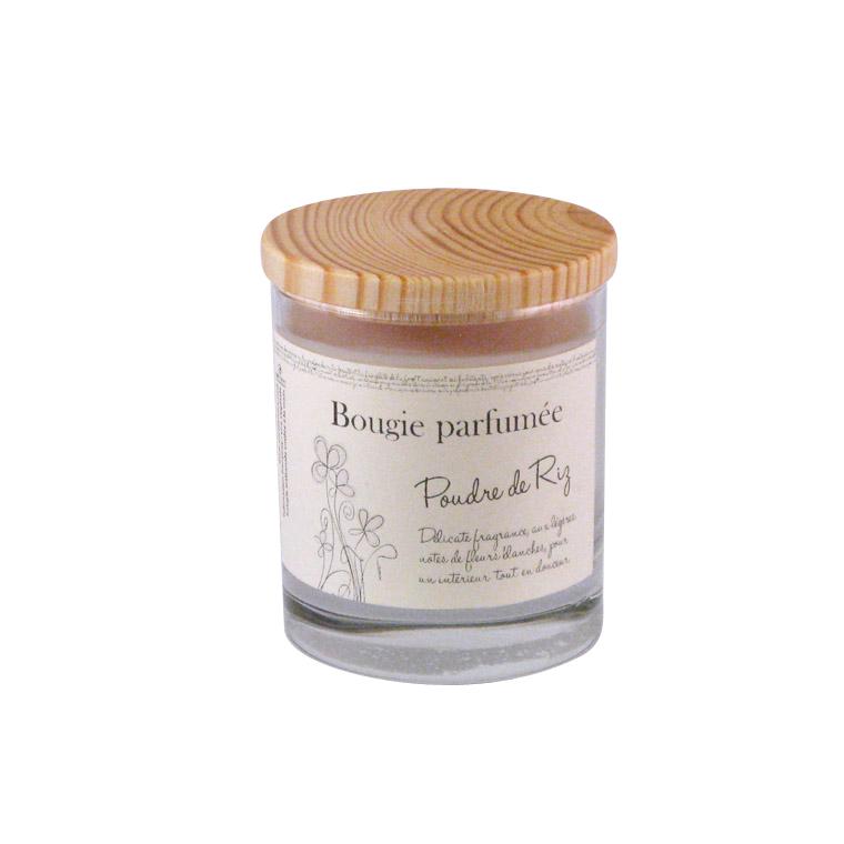 Bougie parfumée Poudre de Riz 54741