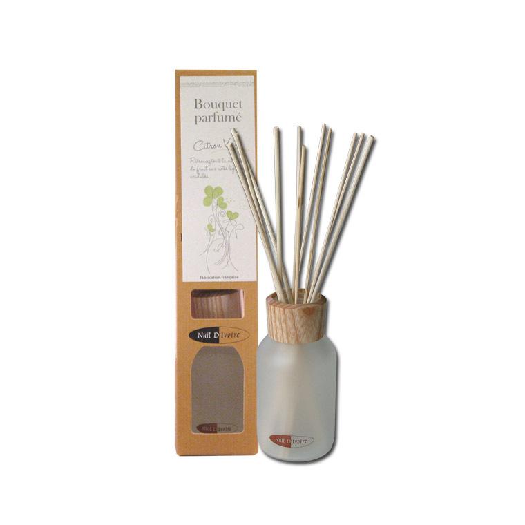Diffuseur bouquet parfumé Citron Vert 100 ml