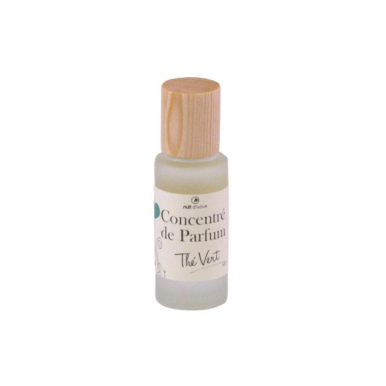Concentré de parfum Thé Vert 15 ml