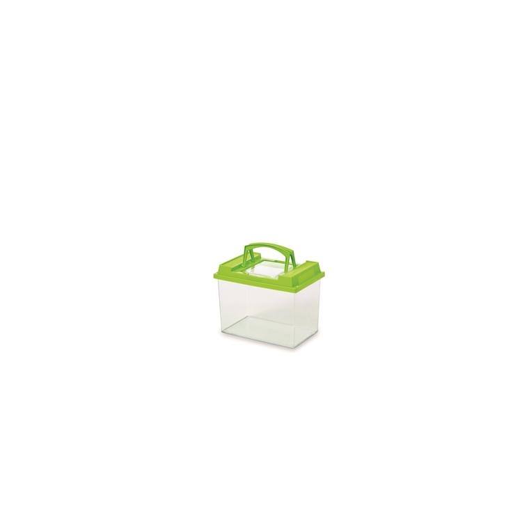 Fauna Box 3 L 20x14x14 cm + Poignée 557279