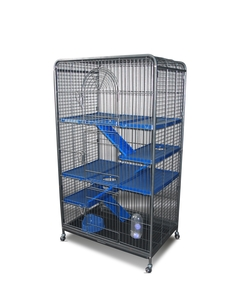 Cage tower XL pour petits rongeurs