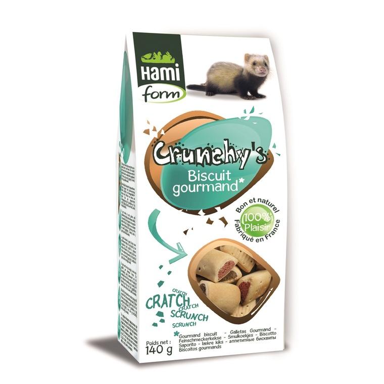 Biscuit gourmand furet 140 g