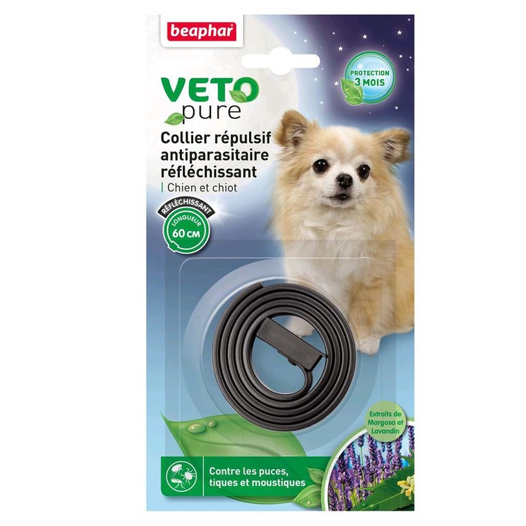 Collier insectifuge chien/chiot Beaphar