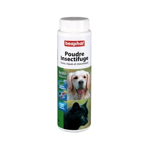 Poudre insectifuge chiens/chats Beaphar