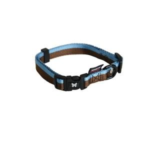 Collier chien réglable 16mm / 30-45cm bicolore