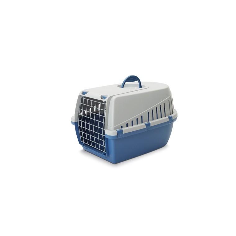 Panier transport 56cm plastique Trotter 2 bleu 558670