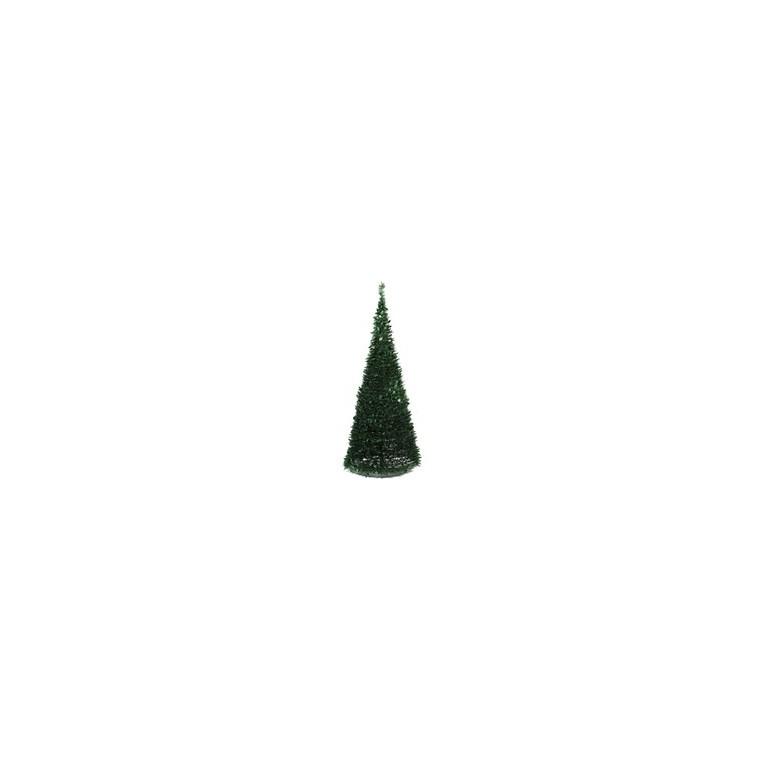 Sapin artificiel cône D 90cm 55998
