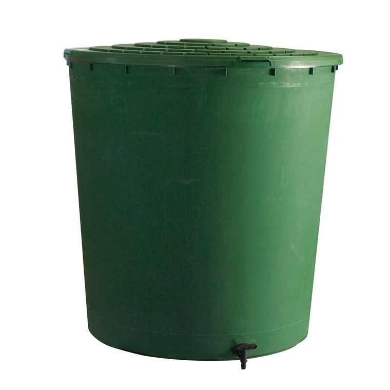 Récupérateur eau 500L rond 560609