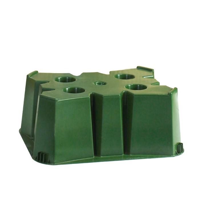 Socle pour récupérateur à eau 200-350 L 560610