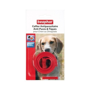 Collier antiparasitaire chiens Beaphar