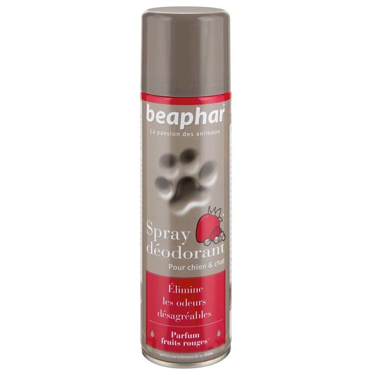 Spray deodorant chiens/chats Beaphar 57520