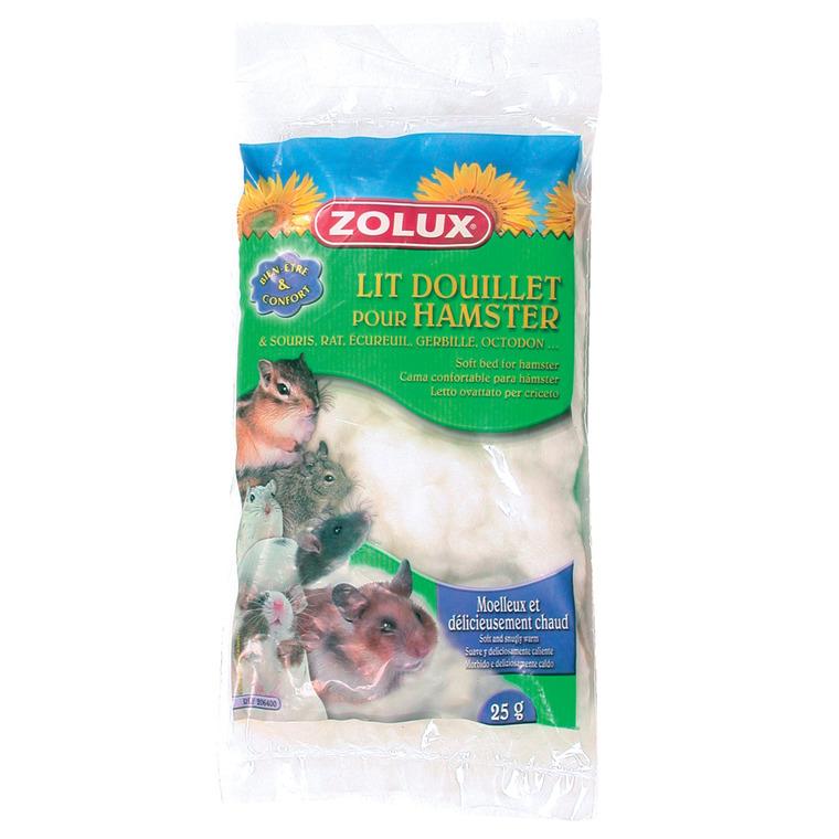 Nid hamster blanc 57781