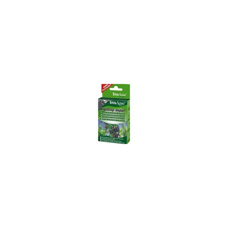 Tetra algostop depot vert en comprimés x 12 57964