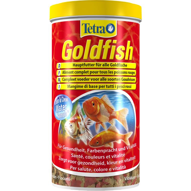 Nourriture pour poisson Tetra Goldfish 1 L 57977