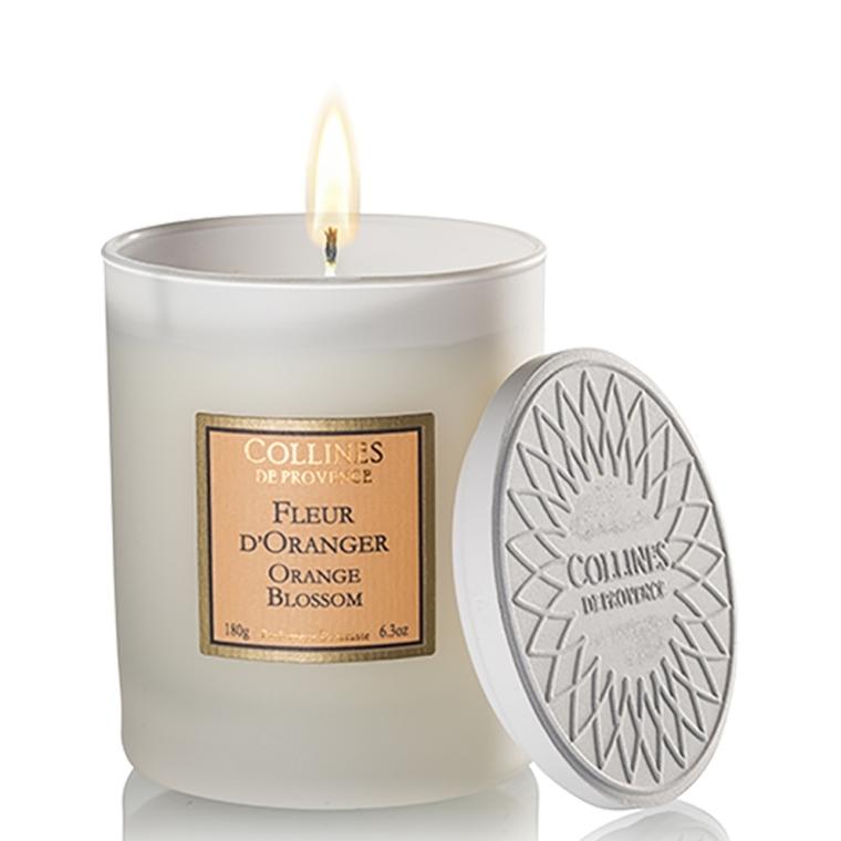 Bougie parfumée fleur d'oranger 591987